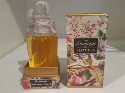 the languade of flowers gardenia 50ml spray